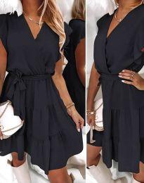 Фустан - код 2345 - црна