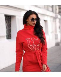 Фустан - код 435 - црвена