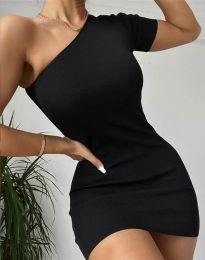 Фустан - код 2419 - црна