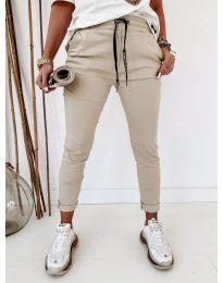 Панталони - код 2020 - кремова