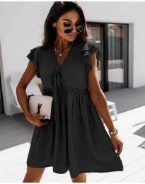 Фустан - код 2093 - црна
