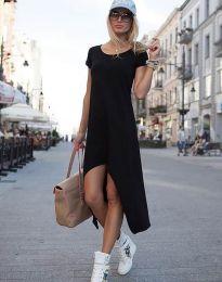 Фустан - код 5507 - црна