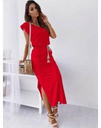 Фустан - код 6622 - црвена