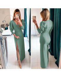 Фустан - код 210 - зелена