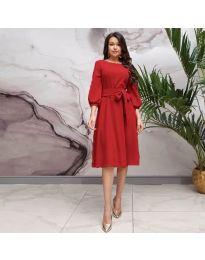 Фустан - код 4571 - црвена