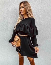 Фустан - код 6913 - црна