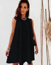 Фустан - код 9862 - црна
