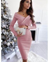 Фустан - код 6130 - пудра