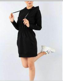 Фустан - код 7315 - црна