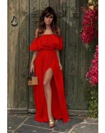 Фустан - код 3336 - црвена