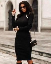 Фустан - код 9768 - 3 - црна