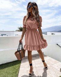 Фустан - код 6460 - пудра