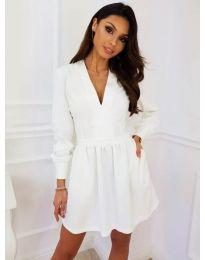 Фустан - код 089 - бела