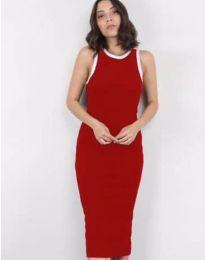 Фустан - код 5273 - црвена