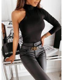 Блуза - код 41777 - црна