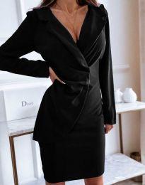 Фустан - код 4159 - црна