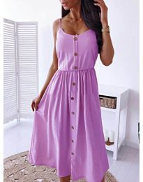 Фустан - код 5057 - виолетова