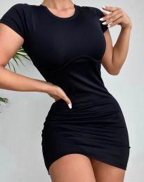 Фустан - код 12833 - црна