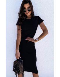 Фустан - код 682 - црна
