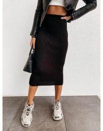 Сукња - код 4043 - црна