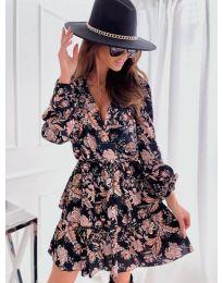 Фустан - код 1649 - цветна