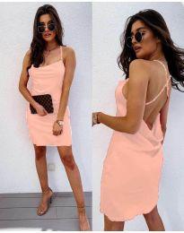 Фустан - код 672 - розова