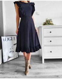 Фустан - код 019 - црна