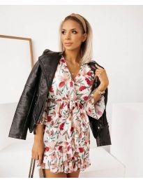 Фустан - код 307 - бела