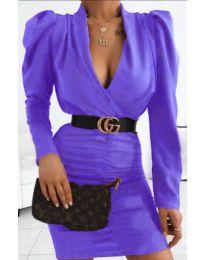 Фустан - код 953 - виолетова
