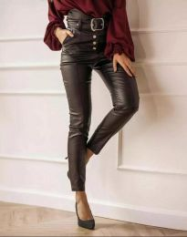 Панталони - код 2782  - 1 - црна