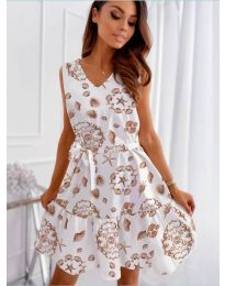 Фустан - код 346 - бела