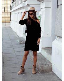 Фустан - код 8171 - црна