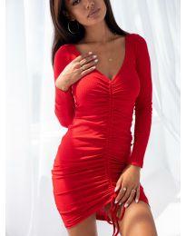 Фустан - код 12069 - црвена
