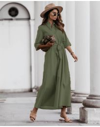 Фустан - код 0900 - путер зелена