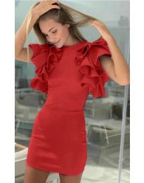 Фустан - код 939 - црвена