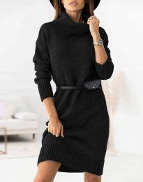 Фустан - код 0393 - црна
