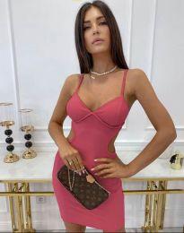 Фустан - код 11808 - розова