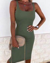 Фустан - код 8899 - путер зелена