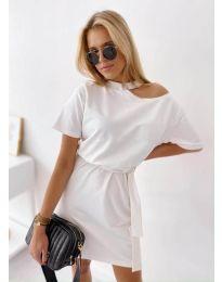 Фустан - код 022 - бела