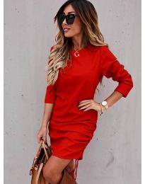 Фустан - код 8293 - црвена