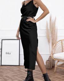 Фустан - код 6231 - црна
