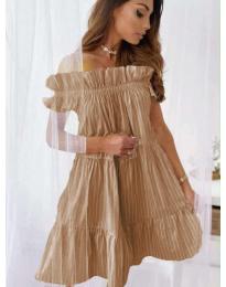 Фустан - код 0299 - кафеава