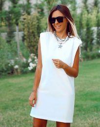 Фустан - код 5786 - 1 - бело