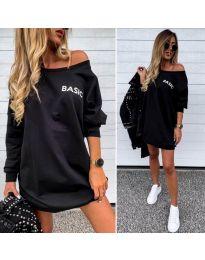 Фустан - код 322 - црна