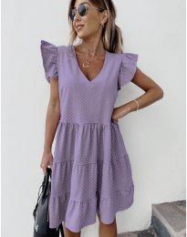 Фустан - код 211 - виолетова