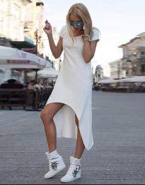 Фустан - код 5507 - бело