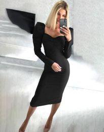 Фустан - код 3865 - црна