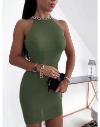Фустан - код 9690 - путер зелена