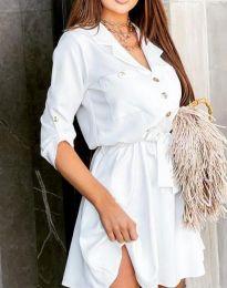Фустан - код 4950 - бело
