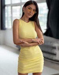 Фустан - код 11795 - жолта